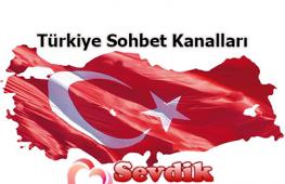 Türkiye Sohbet Kanalları